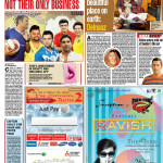 Times of India - 25th April 2015